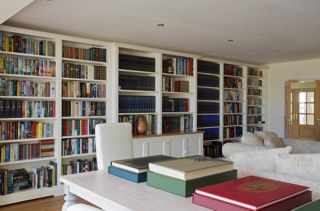 Libraries & Wall to Wall Furniture