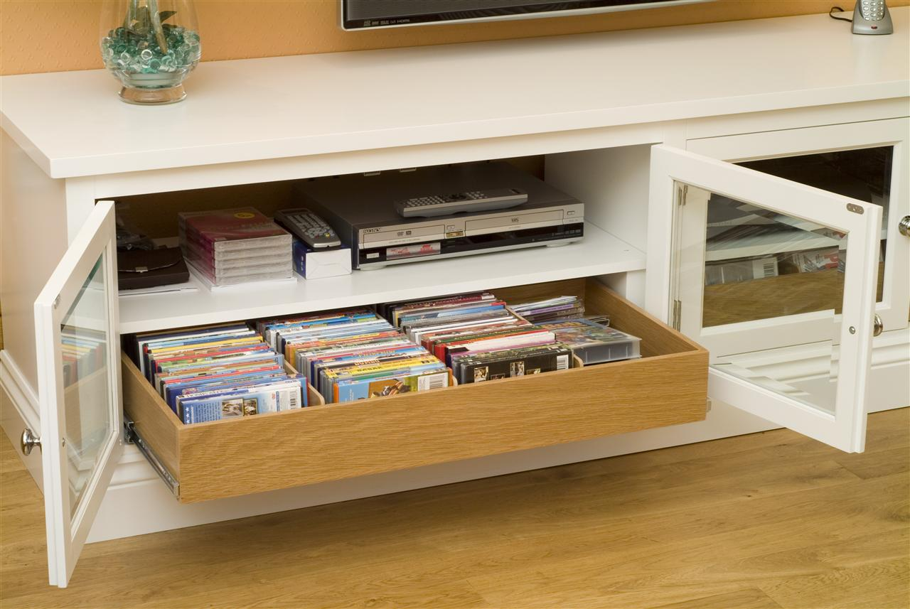 CD/DVD Drawers