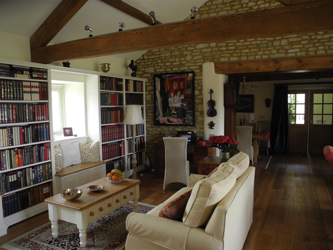 Barn conversion Library